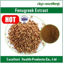 Extracto natural de semente de feno-grego