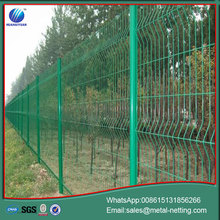 3D welded fence 3D fence panels