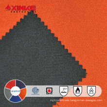 Aramid fabric for fireman