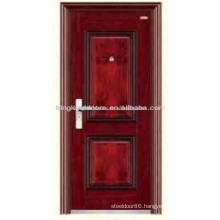 Commercial and Cheap Steel Security Door KKD-517 Hot Popular South America Style