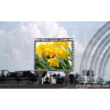 Outdoor Advertising LED Display Screen /P20 2g1r1b Full Color LED Display