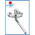 Grifo de agua de latón mezclador de cocina de pared (zr21903)