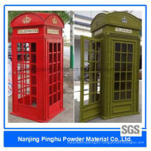Industrial Polyester Powder Paints and Coatings
