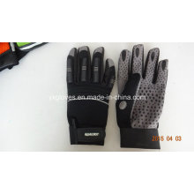 Heavy Duty Glove-Work Glove-Safety Glove-PVC Dotted Glove-Labor Glove-Industrial Glove