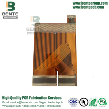 Cheapest Factory for China Manufacturer of Flex Rigid PCB, Rigid Flex, Flexible Circuits, Flexible PCB Board Flex Board Polyimide With FR-4 Stiffener High-precision export to Portugal Importers