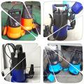 (SDL400C-9) Natación piscina jardín bomba sumergible de agua limpia con un interruptor automático