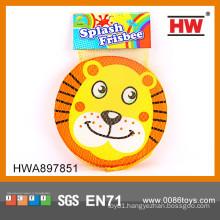 Funny Kids beach toy soft foam frisbee toy
