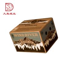 Professional manufacture newest fashion design food grade paper box