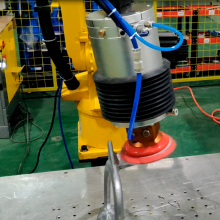 Детали пневматической орбитальной шлифовальной машины
