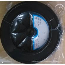 Dia0.18mm EDM Mo Wire cada rollo 2000m