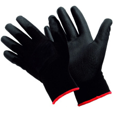 All Purpose Oil Change Glove with Black PU Palm Coating