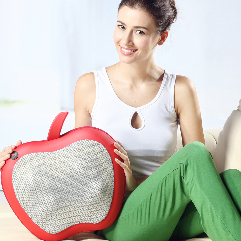Best Shiatsu Kneading Infrared Massage cushion