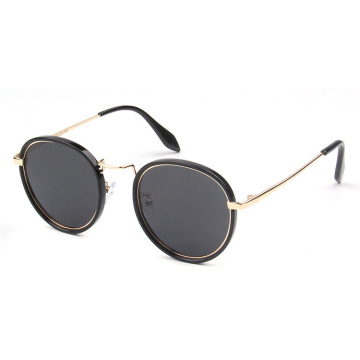 New fashion sunglasses round ,metal sunglasses