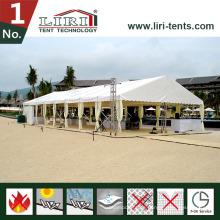10X30m Party Hochzeit Zelt und Festzelt für 300 Personen