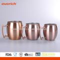 2016 Werbe-Qualität S / S Kupfer Tassen Großhandel