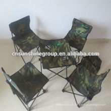 Cadeira de jardim de dobramento definido