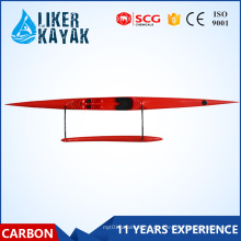 Carbon Fiber Surfski Outrigger Kanu mit Floater