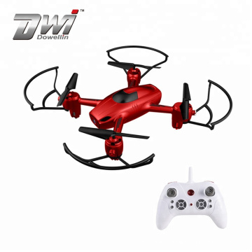 DWI 2.4G WIFI FPV Quadcopter Pocket Drone with Camera