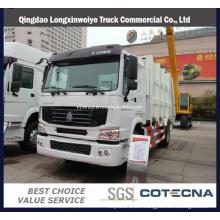 HOWO 10-18m3 Garbage Truck (QDZ5161ZYSZH)