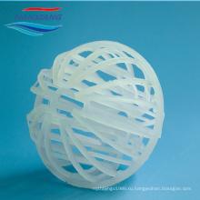 Пластиковые тройной пакет мяч для упаковки башни