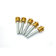 Brass M4 Liner Tattoo Contact Screw