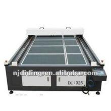 Máquina de corte láser de CO2 para PVC