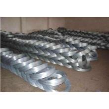 Alambre de hierro galvanizado en el buen precio