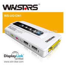 Drahtloser USB 2.0 Adapter, USB zum VGA Adapter, USB zum dvi Adapter