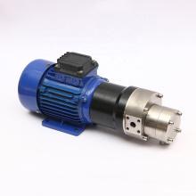 Трехфазный электродвигатель насоса переменного тока с низким уровнем шума