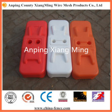 Blow Molded Temporary Fence Base for Australia
