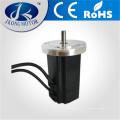 motor BLDC con brida redonda / motor BLDC de 125W / motor BLDC de 60mm con brida especial