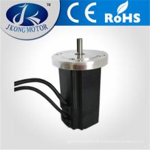Rundflansch BLDC Motor / 125W BLDC Motor / 60mm BLDC Motor mit Spezialflansch