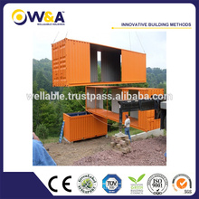 20FT / 40FT Low Cost Container Houses Fabricant De ShangHai