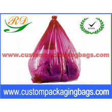 Colorful Water Soluble Laundry Bag With Infection Control For Hotel Dissolvable In Cold And Hot Water