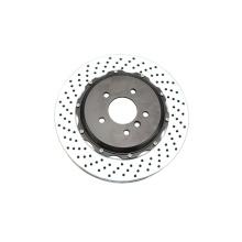 en gros 380 * 32mm perceuse rotor de frein pour WT8520 étrier de frein pour Audi A5