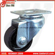 Roda de giro de ferro fundido de 2 polegadas