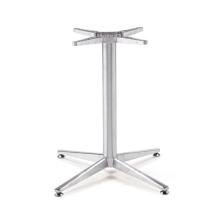 Pies de tabla cruzados de metal para mesa de comedor de restaurante (SP-STL055A)