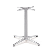 Cross Metal Table Legs for Restaurant Dining Table (SP-STL055A)