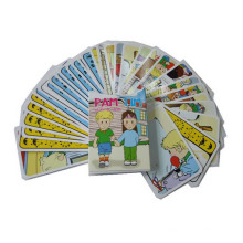 Custom Print Paper Card for Children Playing