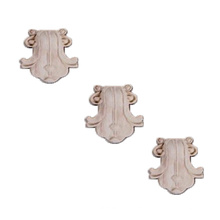 Elegant Carving Molding Trim for Furniture Onlays