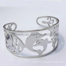 Aço inoxidável mar vida jóias (b30019)