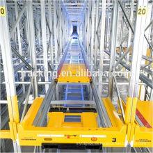 sistema automatizado de almacenamiento y recuperación, Jracking cold storage Radio shuttle rack, storage rack