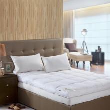 scelta alta hotel stelle di lusso piuma materasso topper
