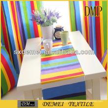 stripe design printed 100 cotton textile
