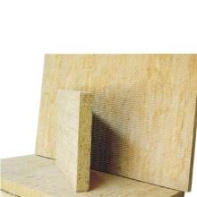 Противопожарная изоляционная плита из минеральной ваты для наружных стен