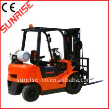 NEW LPG / Benzin Gabelstapler CE 1.5ton 2ton 2.5ton 3ton