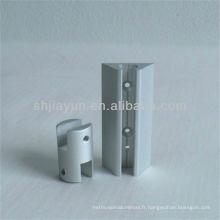 Pièces en aluminium CNC usinées fabriquées