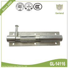 Steel Door Security Latch Sliding Lock Barrel Bolt
