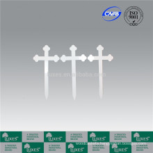 LUXES Orthodox Grave Markers Cheap Cheap Cross For Funeral