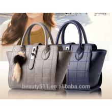 2017 bolsos de la manera del cuero de la venta al por mayor del diseñador de la PU las últimas señoras empaquetan el bolso HB13
